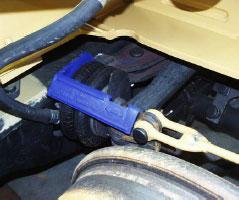 brake actuator indicator