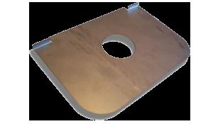 brake beam strut protector