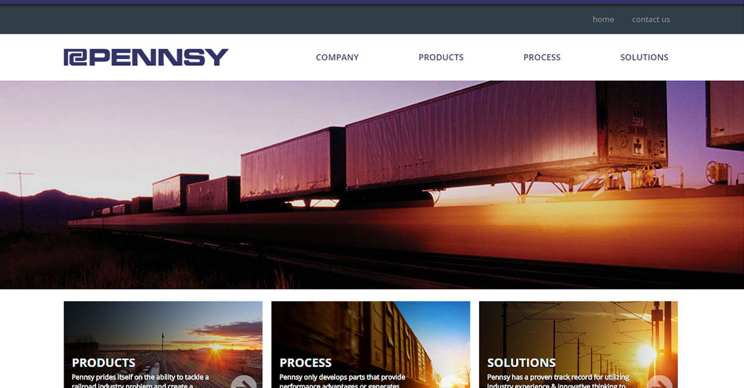 Pennsy Railroad Products - Performance, Safety, Maintenance